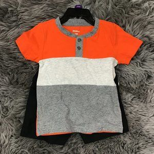 Pekkle | Boy's 2 Piece Set | T-shirt | Shorts